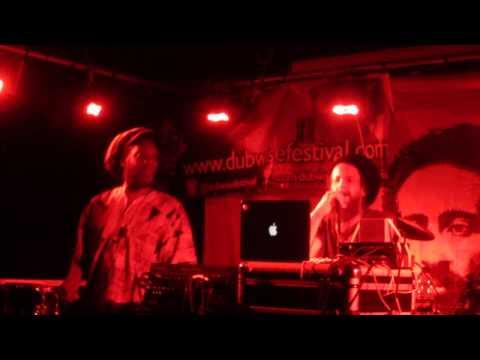 Alpha & Omega feat. Dan I & Jonah Dan-Vampire/Babylon Live@Dubwise Festival 2013-08-26