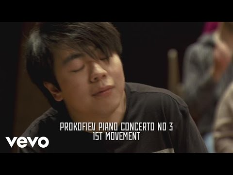Lang Lang & Simon Rattle on the 1st Movement of Prokofiev 3