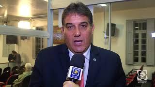 DIRETO DA SESSÃO -  Zé Fernandes pede gabião em ponte próxima da Rua dos Costas
