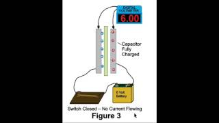How Capacitors Store Electrical Energy