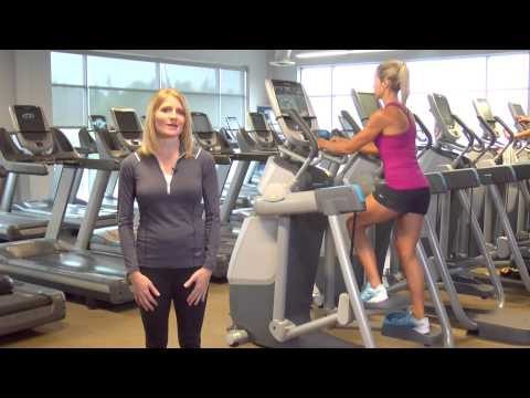 Precor Education AMT Cueing Workout