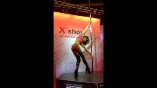 Exotic Pole Dance Competition: Тарасенко Наталья