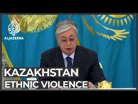 Kazakhstan: 8 People Killed In Ethnic Violence
