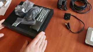 Комплект скрытого видеонаблюдения для квартиры(, 2015-09-06T07:31:43.000Z)