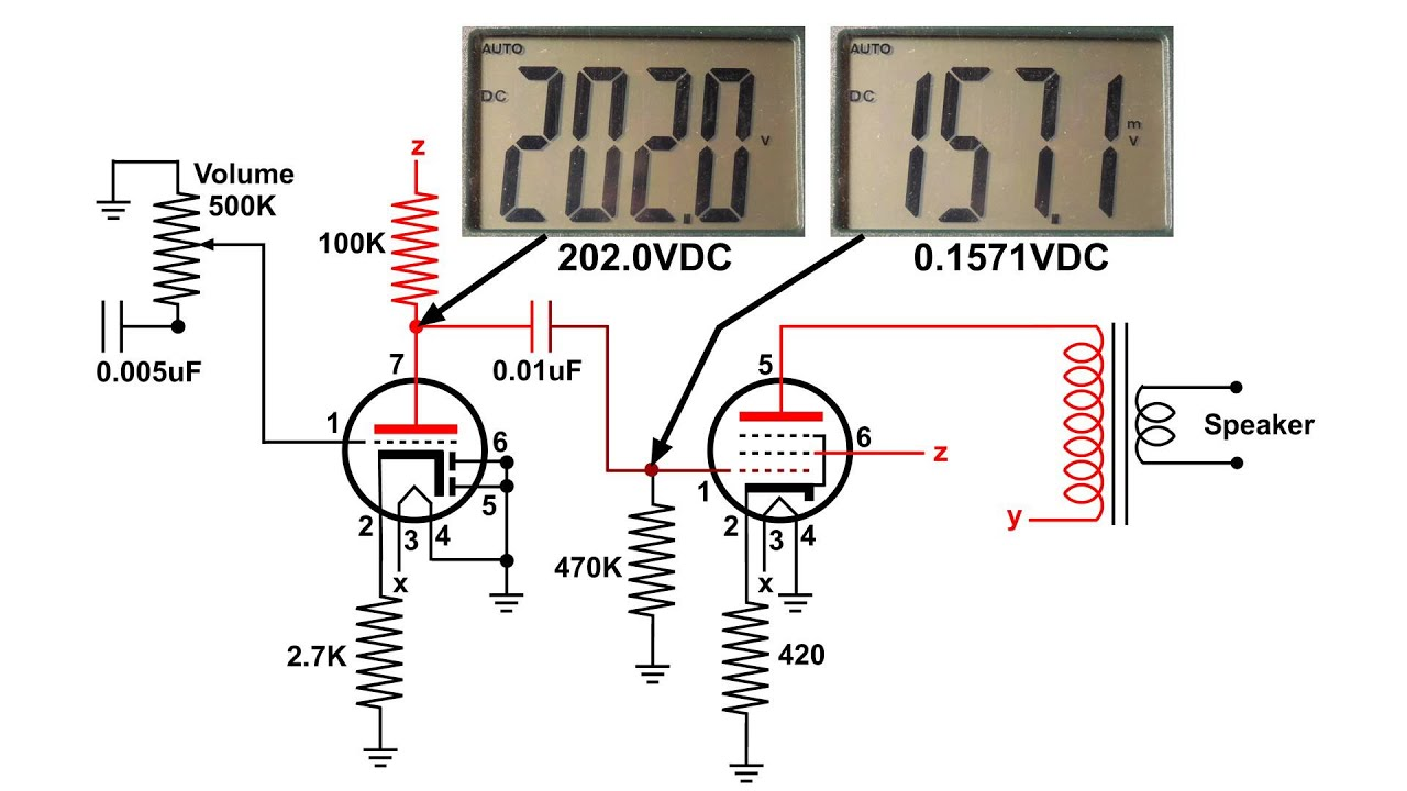 Audio Coupling Capacitor How It Functions In A Circuit Youtube Tv Signal Amplifier 470mhz860mhz Amplifiercircuit