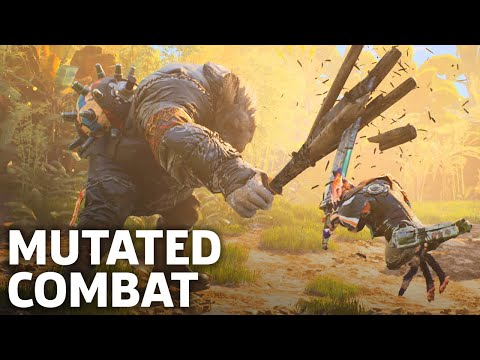 Biomutant - 21 Minutes Of Character Creation And Intense Com