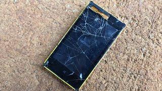 Restoration Nokia Lumia 525 - restore old phone running windows operating system