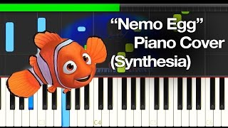 "Finding Nemo: ""Nemo Egg"" [Synthesia]"