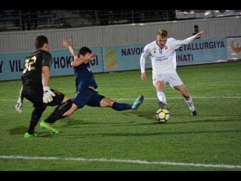 Superliga. Qizilqum - Bunyodkor 0:1. O'yin sharhi CHAMPIONAT.ASIA