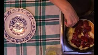Jaja sa kobasicama/Eier mit Wurst