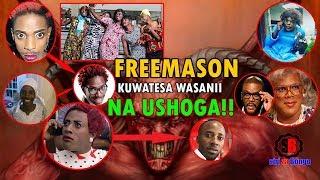 SIRI NZITO: FREEMASON KUWATESA WASANII NA USHOGA ( no life INSURANCE)