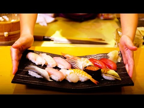 Inside Japan's Only All-Female Sushi House