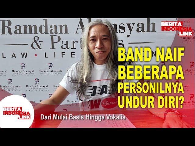 Kronologi Band Naif Bubar