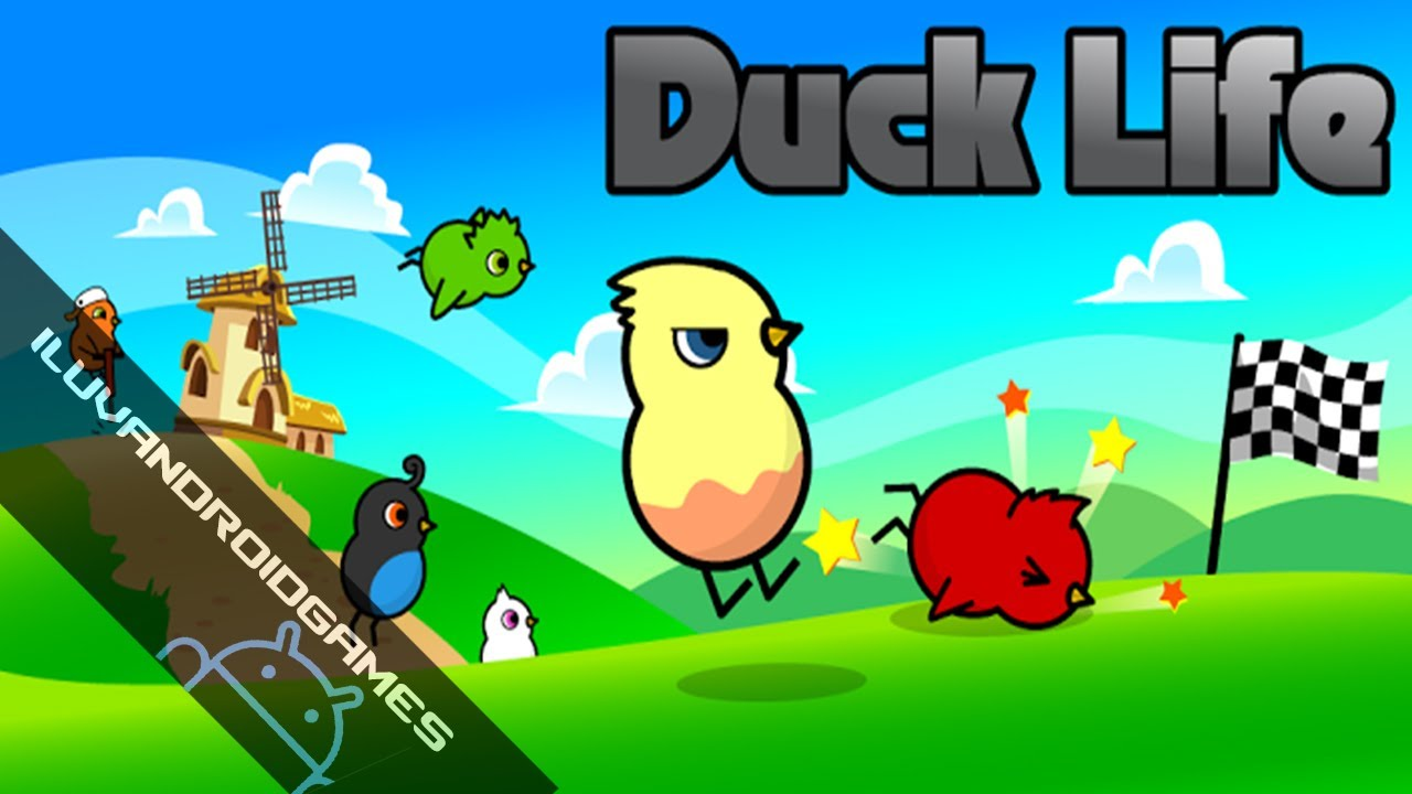 Duck Life Gameplay Youtube