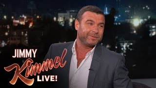 Liev Schreiber's Kids Don't Think He's Funny