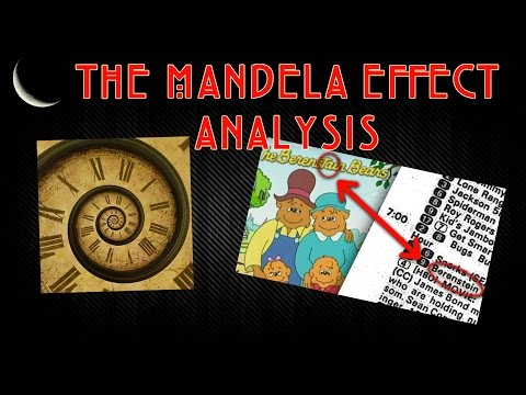 The Mandela Effect Analysis