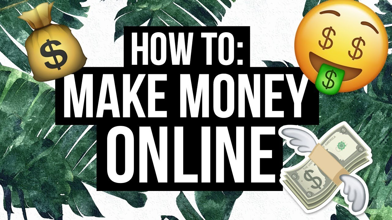 How To Make Money Online  Fast + Easy!!