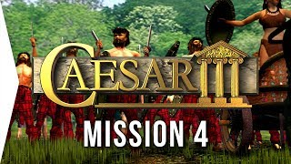 Caesar III ► #4 Tarentum & Inside Services Block! - [HD Campaign Gameplay]