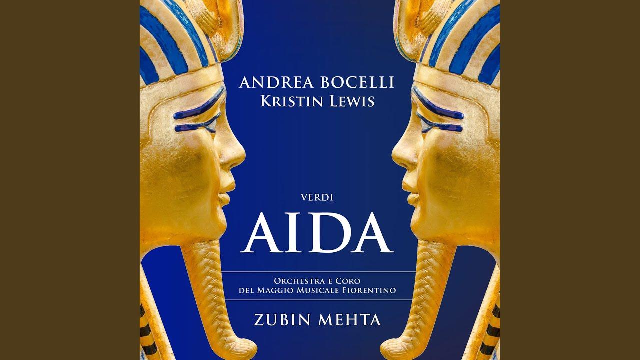 "Verdi: Aida / Act 4 - ""La fatal pietra sovra me si chiuse"""