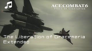 """""""THE LIBERATION OF GRACEMERIA"""" - Ace Combat 6 OST (Extended)"""