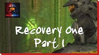 Recovery One Part 1 - Red vs. Blue Mini-Series