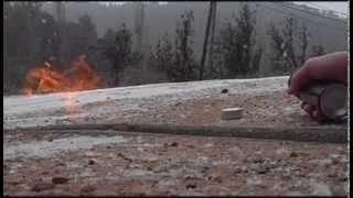 gaz inflammable (deo)
