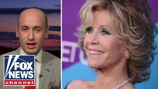 Miller rips Jane Fonda's call for destruction as an 'attack on working people'