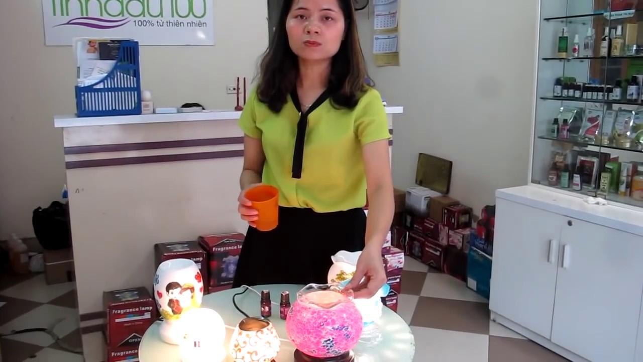 Hướng dẫn sử dụng đèn xông tinh dầu cắm điện – Tinhdau100