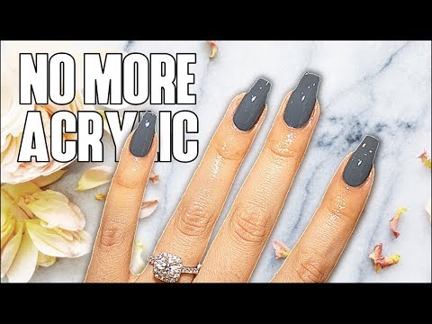 SO Pretty!! ♡ DIY EASY FAKE NAILS | AlexandrasGirlyTalk
