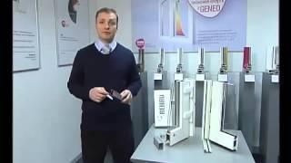 Входные пластиковые двери из ПВХ(ТехКомплект - установка пластиковых офисных и входных дверей. http://techkomplect.ru., 2015-06-29T08:44:40.000Z)