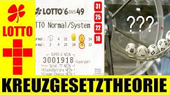 Lotto 6 aus 49 !!! Mit 9 Zahlen einen 3er treffen - Analyse