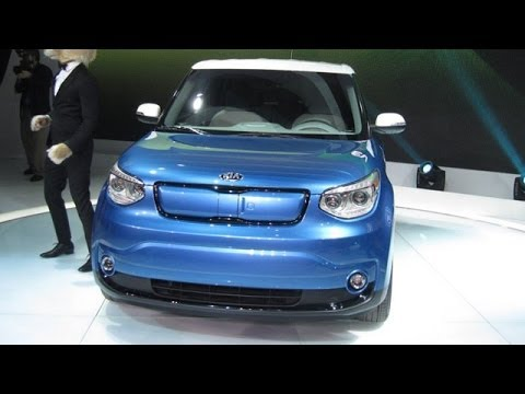 Hyundai To launch First Battery-Powered Electric Car In 2016 !