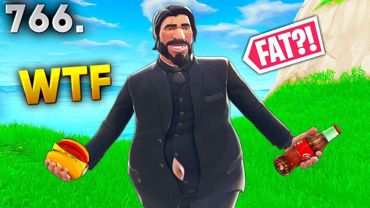 Fortnite Funny WTF Fails and Daily Best Moments Ep.766