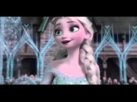 Let It Snow [Frozen] Merry Christmas!