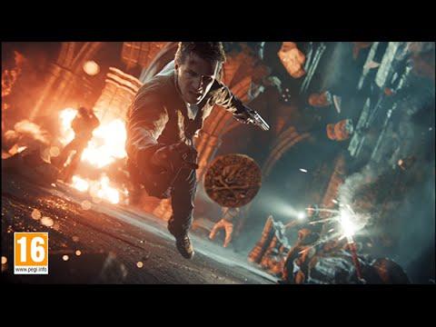 Canción anuncio PlayStation 2015 Uncharted 4 2