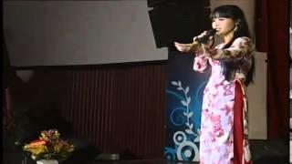 Những ca khúc hay nhất về Biển đảo:Sinh ra ở Trường Sa-Trang Nhung