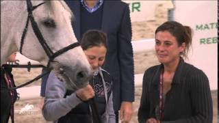 Hommage Mylord Carthago - Paris Gucci Masters - 06/12/14