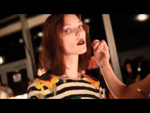 London Fashion Week AW2011 - Day 3 | Rimmel London Glam Media
