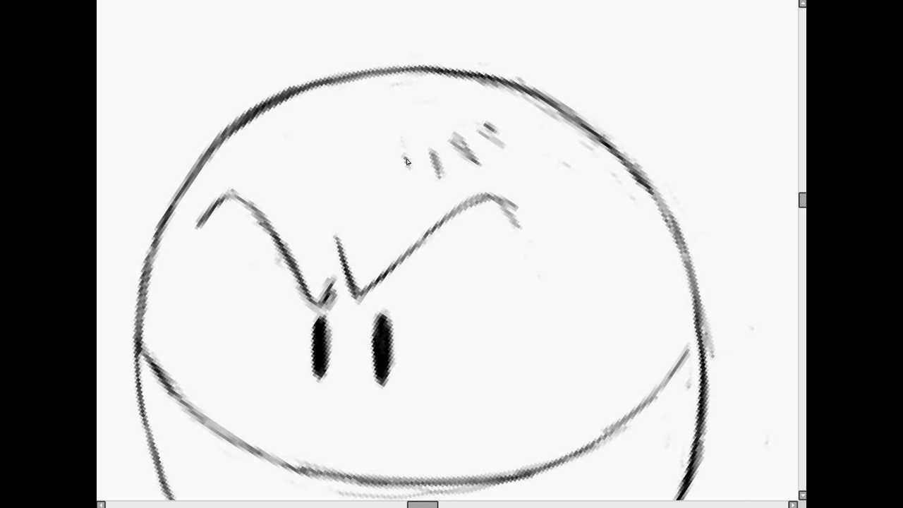 Dibujo Pokemon Electrode Parte 1 Youtube