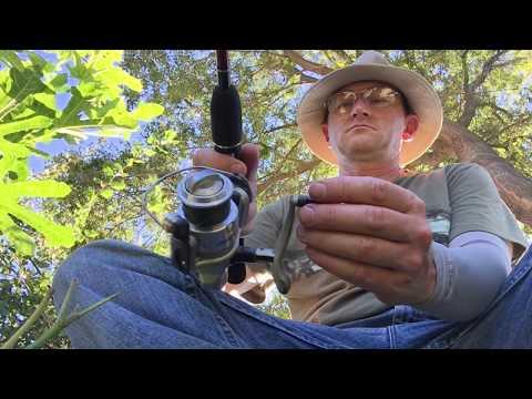 Sacramento Drainage Canal Fishing