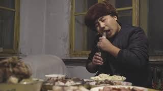 【野食小哥】東北往事之做冰雕,放鞭炮,一桌殺猪菜過年好