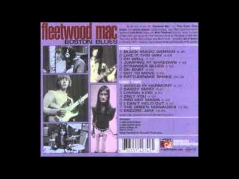 Fleetwood Mac - Boston Blues live 1970 side 1