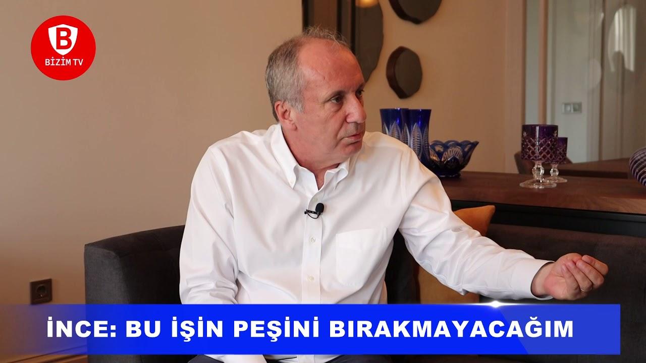 Muharrem İnce : Kişi açıklanmazsa CHP'nin kurultayına yönelik bir oyun olduğu ortaya çıkar