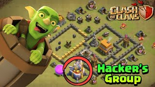 Strange Players Groups!! You Can't Believe These players |Clash of clans 2019