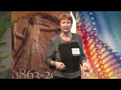 NAS Research Briefing: Beatrice Hahn - Deciphering the Origins of AIDS and Malaria