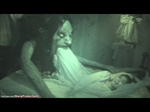La Llorona At Halloween Horror Nights 2011 Universal Studios Hollywood
