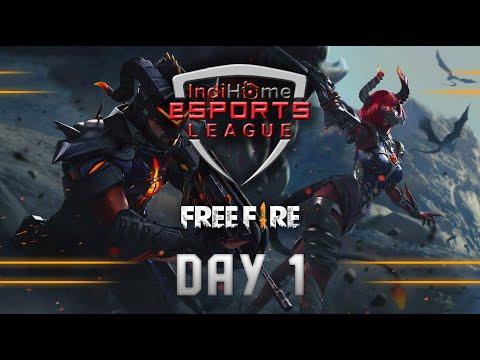 IndiHome eSports League 2019 - Free Fire National League POT 1