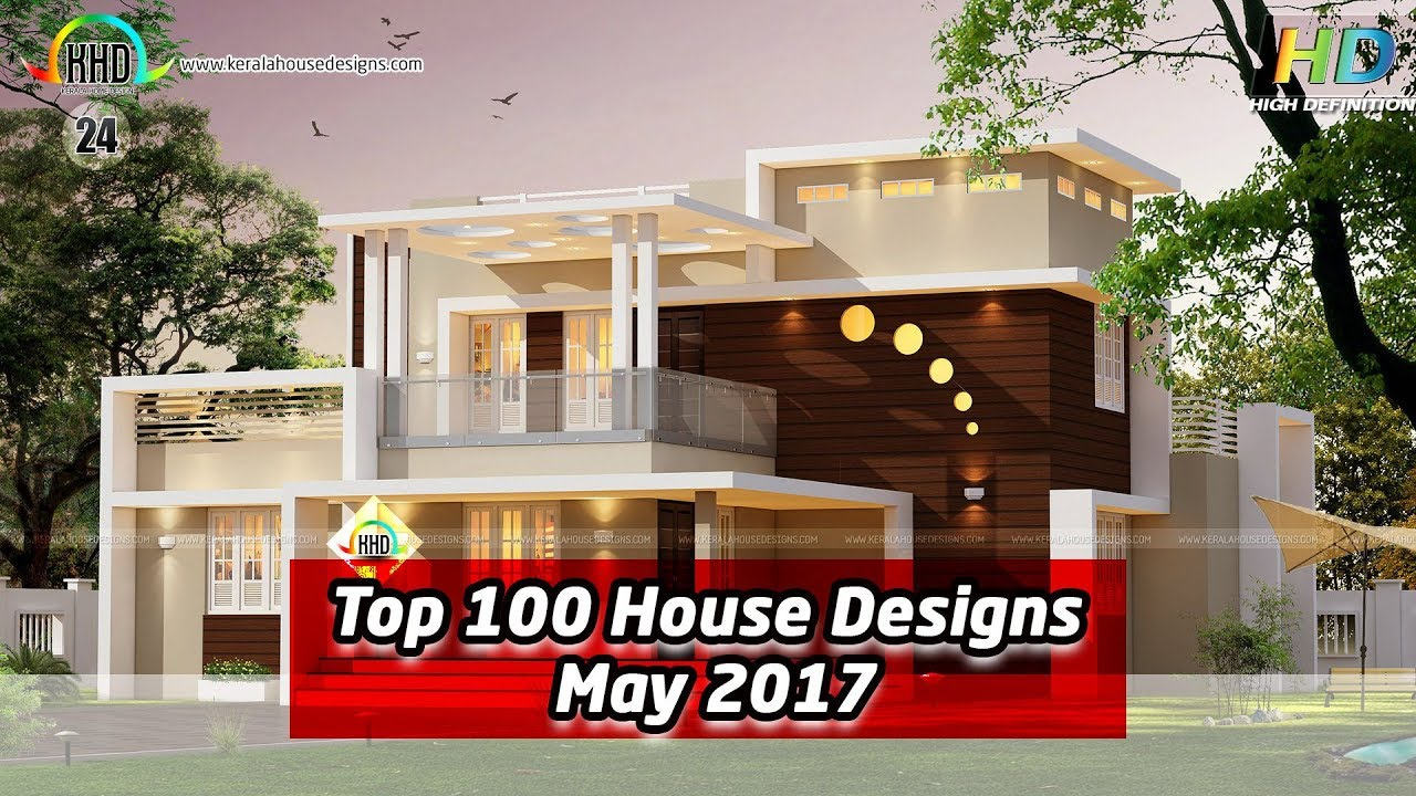 101 best house design trends may 2017 youtube for Farmhouse plans 2017