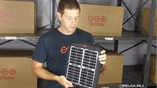 Drivix.RU - зарядник для планшетов Voltaic Spark Tablet Case обзор