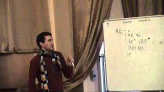 Синтаксический анализ для встроенных языков | Computer Science семинар (Весна 2011) | Лекториум